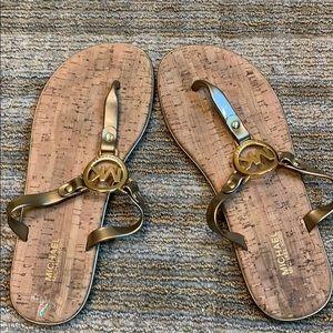Shoes - Michael Kora flip flops